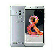 Leagoo T8 gray