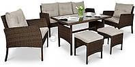 Комплект мебели из техноротанга Cortina, фото 1