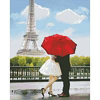 """Набор с алмазной мозаикой """"Любовь в Париже"""" 40*50см"""