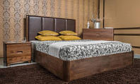 Кровать Олимп Челси с подъемным механизмом массив бука