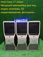 ПК Dell T3500\  Intel Core i7\ Xeon, 8 логических ядер \ 12 ГБ ОЗУ \, фото 1