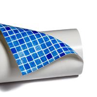 Мембрана для басейнів армована кольорова Sintec Urdin Printed 1.5 мм