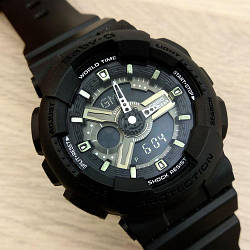 Casio Baby-G GA-110 GA-110 Black