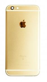 Корпус Apple iPhone 6S золотой