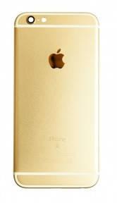 Корпус Apple iPhone 6S золотой, фото 2