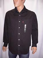 Джинсовая рубашка LEVIS black