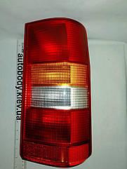 Левый задний фонарь кузов BUS без платы Фиат Скудо 96-07 / FIAT SCUDO (1996-2003)
