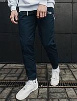 Мужские штаны джоггеры Staff - Navy light Art. SNT0139
