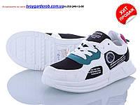 Подростковые стильнячие кроссовки р36-41(код 8900-00)