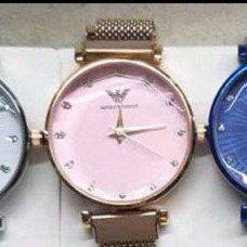 Emporio Armani Diamonds Gold-Pink