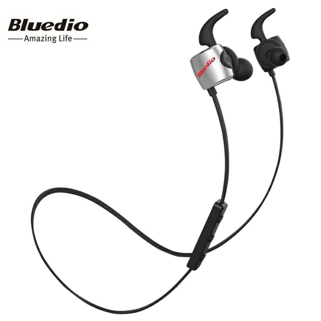 Bluetooth-наушники BLUEDIO TE Black
