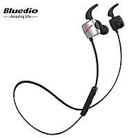 Bluetooth-наушники BLUEDIO TE Black, фото 1