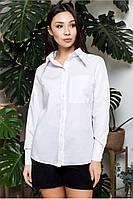 Рубашка Дав 02791- белый: 42,44,46,48,50,52, фото 1