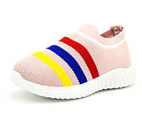 Рожеві Кросівки для дівчинки Розміри: 22, 26