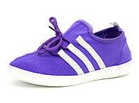 Фіолетові Кросівки для жінок і дівчаток Розміри: 37,38,39,40