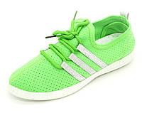 Зелені Кросівки для жінок і дівчаток Розміри: 36,37,38,39,40
