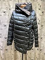Куртка женская полубатал осеньGessica 79609-2