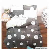 Наборы постельного белья ДЛЯ ЛЮБИМЫХ в подарочной коробке.Комплекты постель  евро.Спальные комплекты для дома.