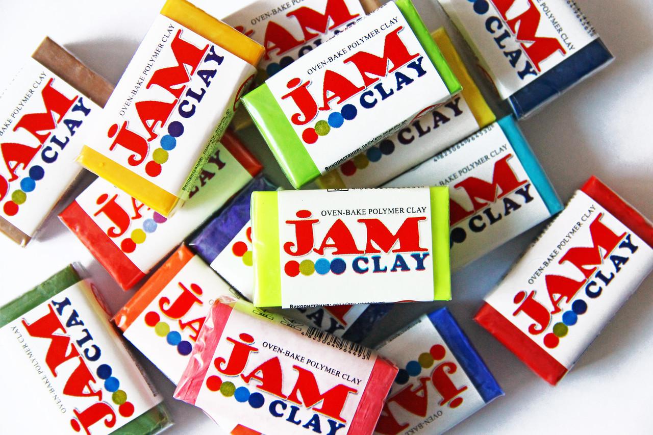 Полимерная глина Jam Джам (Украина) 20 г,602 деним