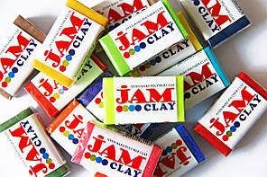 Полимерная глина Jam Джам (Украина) 20 г,белый