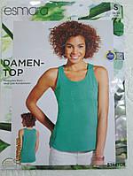 ESMARA®  женская  майка-блуза с кружевной спинкой  40-44