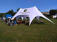 Двух-купольный шатер палатка Киев, фото 1