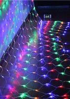 Светодиодная гирлянда сетка 6м.*4м. IP65 50W