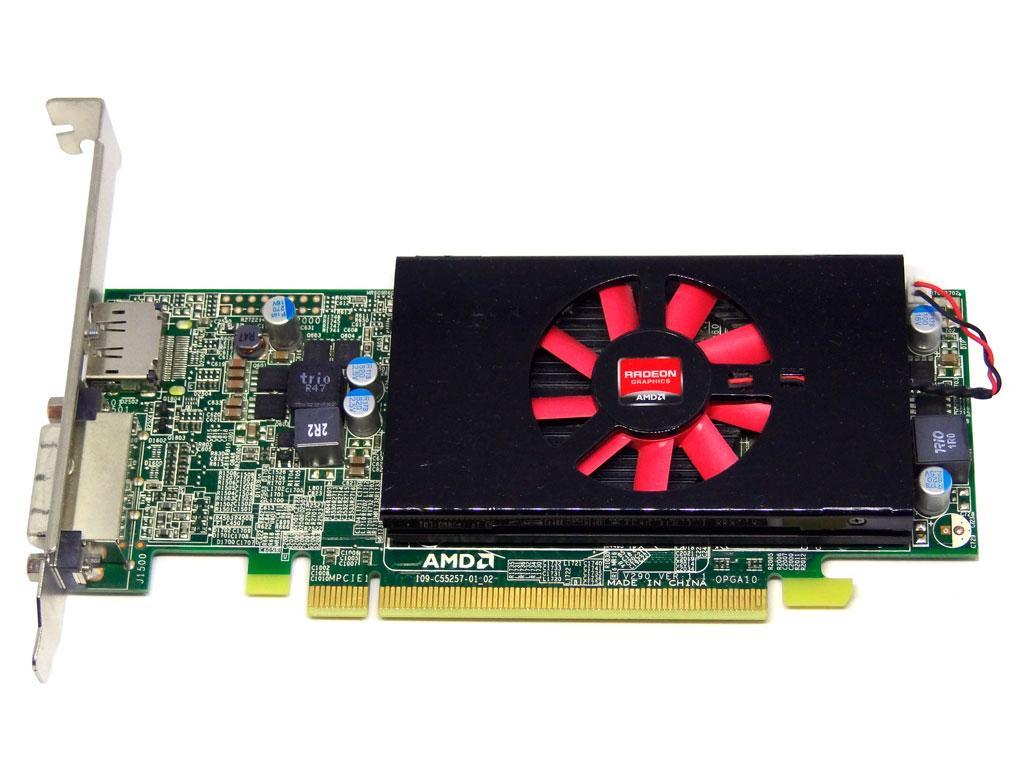 Видеокарта AMD Radeon HD 8570 1gb PCI-Ex DDR3 128bit (DVI + DP)