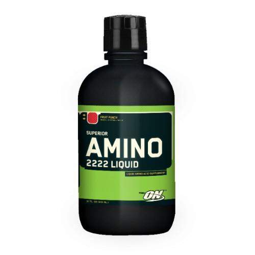 Superior Amino 2222 Luquid (946 мл) Optimum Nutrition