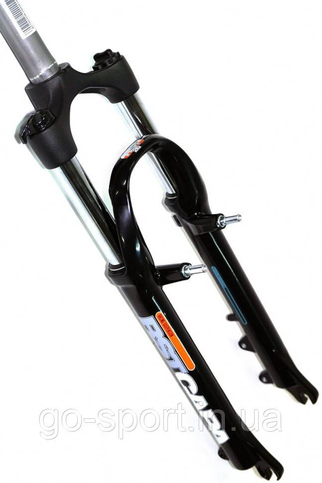 Вилка RST Capa 26 T 80mm coil v-brake