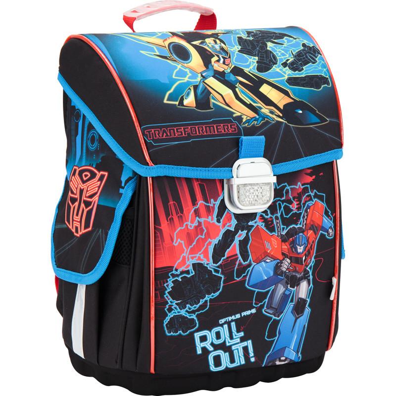 Рюкзак школьный каркасный Kite 503 Transformers TF17-503S