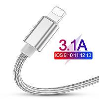 Jellico 3.1A кабель для быстрой зарядки для iPhone 8 7 6 6S 5 5S XS Max XR X iPad, фото 1