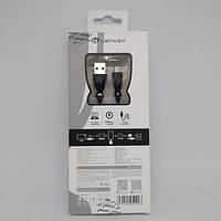 Кабель, шнур Lenyes LC901 USB-MICRO USB провод 2, 4A Чёрный