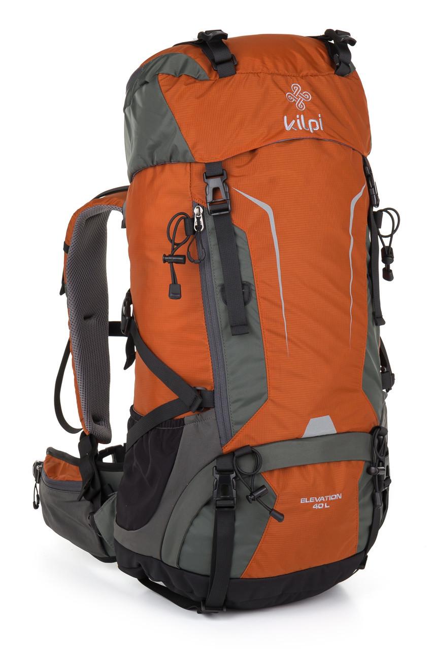 Рюкзак Kilpi ELEVATION-U оранжевый 45+5L