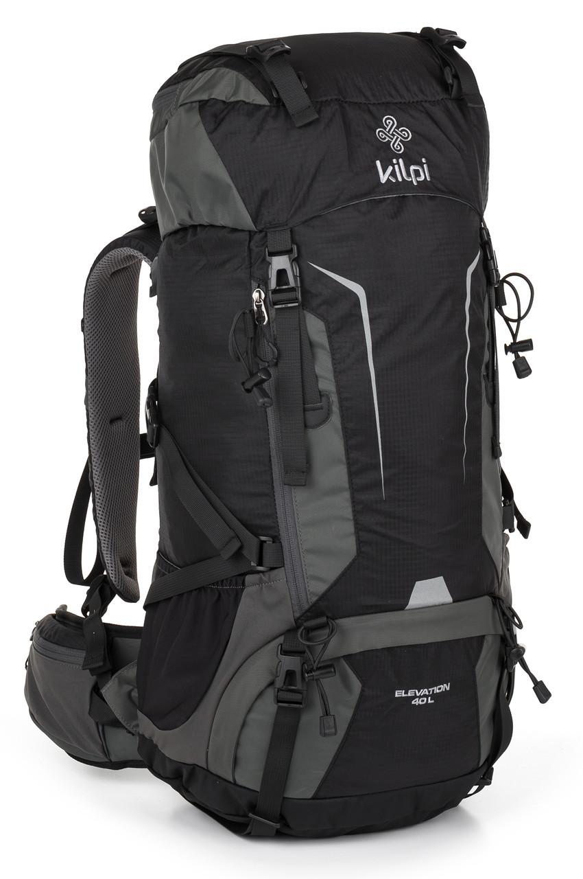 Рюкзак Kilpi ELEVATION-U черный 45+5L