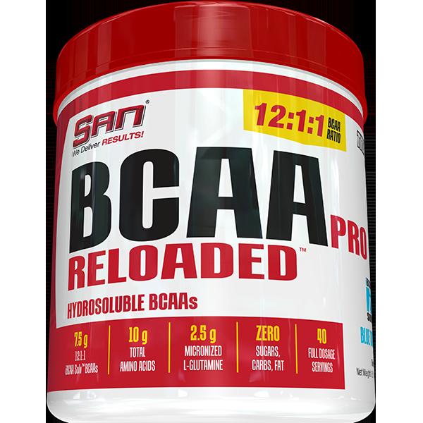 BCAA аминокислоты SAN BCAA Pro Reloaded (456 г)