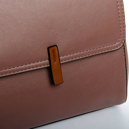 Сумка Женская Классическая иск-кожа FASHION 1-03 17858 pink, фото 2