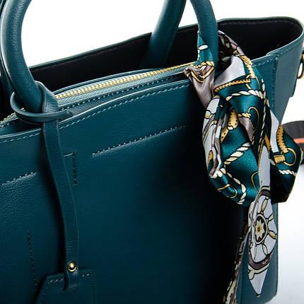 Сумка Женская Классическая иск-кожа FASHION 1-03 7008 blue, фото 2