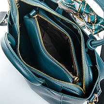 Сумка Женская Классическая иск-кожа FASHION 1-03 7008 blue, фото 3