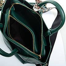 Сумка Женская Классическая иск-кожа FASHION 1-03 7008 green, фото 3