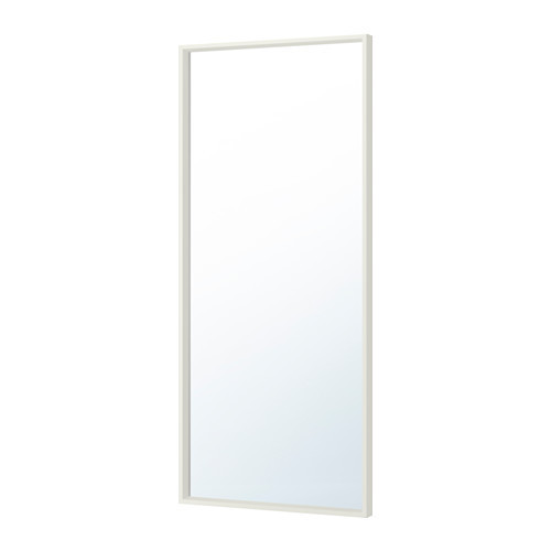 Зеркало IKEA NISSEDAL белый, 65x150 см 103.203.17