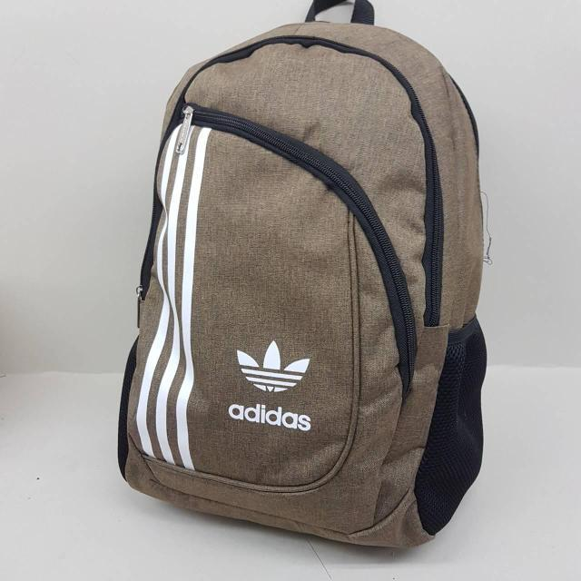 Городской спортивный рюкзак Adidas, Адидас бежевый