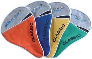 Чехлы Classic (for 1 bat, 3 balls pocket, assorted colours (black, green, orange))