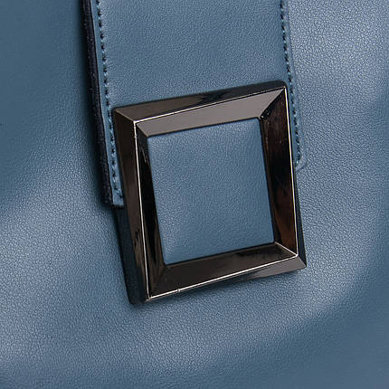 Сумка Женская Классическая кожа ALEX RAI 010-1 9924-206 blue, фото 2