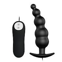 Анальная пробка Plug ball silicone, фото 1