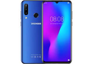 Doogee N20 blue