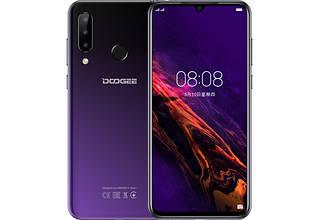 Doogee N20 purple