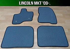 ЕВА коврики на Lincoln MKT '09-. Ковры EVA Линкольн МКТ
