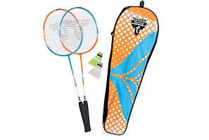 Набор для двоих игроков Talbot Torro Badminton Set 2 Attacker