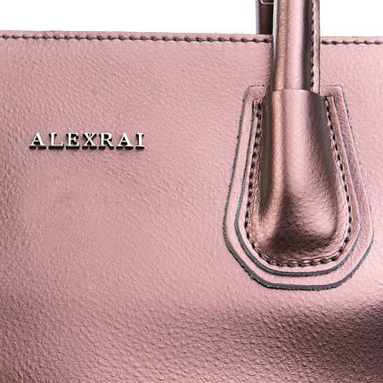Сумка Женская Классическая кожа ALEX RAI 08-4 1527 brown, фото 2